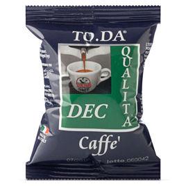 100 Capsule DEK Caffè Gattopardo To.Da Compatibili Lavazza point