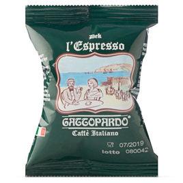 100 Capsule DEK Caffè Gattopardo To.Da Compatibili nespresso
