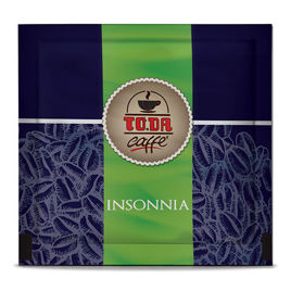 150 Cialde INSONNIA Caffè Gattopardo To.Da Compatibili ESE 44mm