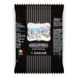 100 Capsule DAKAR Caffè Gattopardo To.Da Compatibili Uno System