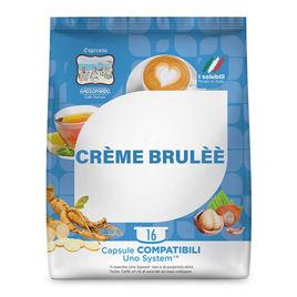 128 Capsule CREME BRULEE To.Da Compatibili Uno System