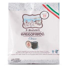 80 Capsule ORZO Gattopardo To.Da Compatibili Nespresso
