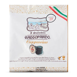 80 Capsule CAPPUCCINO Gattopardo To.Da Compatibili Nespresso