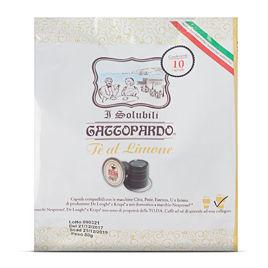 80 Capsule TE AL LIMONE Gattopardo To.Da Compatibili Nespresso