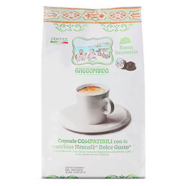 128 Capsule INSONNIA Caffè Gattopardo To.Da Compatibili Dolce Gusto