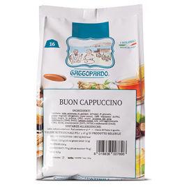 128 Capsule CAPPUCCINO Gattopardo To.Da Compatibili Nescafé Dolce Gusto