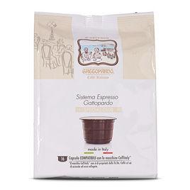 16 Capsule Special Caffè Gattopardo To.Da Compatibili Caffitaly