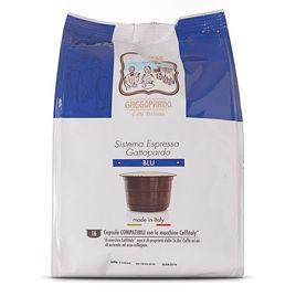 96 Capsule Blu Caffè Gattopardo To.Da Compatibili Caffitaly