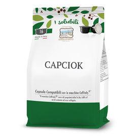 128 Capsule CAPCIOCK To.Da Compatibili Caffitaly