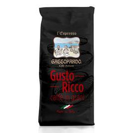 1 Kg GUSTO RICCO Caffè in Grani Gattopardo To.Da.