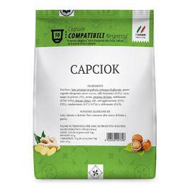 80 Capsule CAPCIOK Gattopardo To.Da Compatibili Nespresso