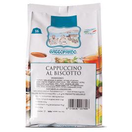 128 Capsule CAPPUCCINO AL BISCOTTO Gattopardo To.Da Compatibili Nescafé Dolce Gusto